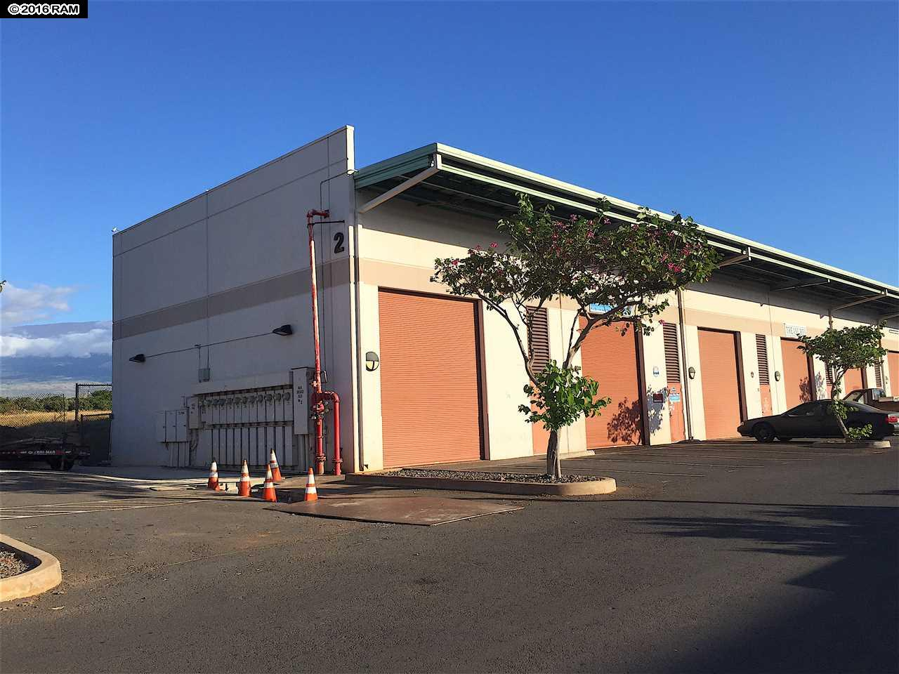 Commercial Property For Lease Kihei