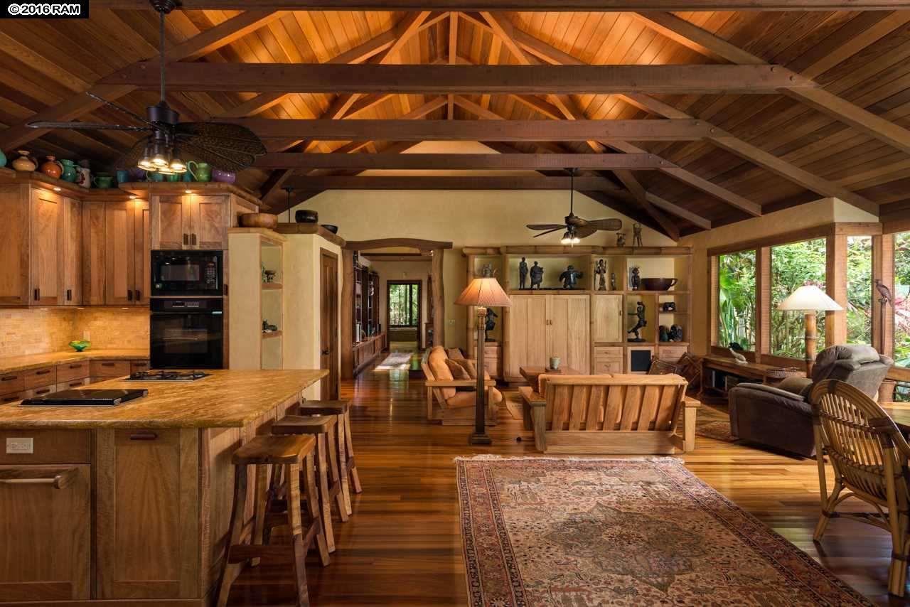 Haiku Home Sold 180 Door Of Faith Rd Maui Hawaii
