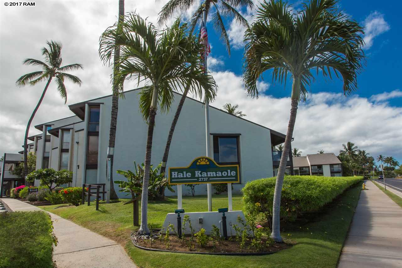 Kihei Condo Sold Hale Kamaole Unit 230 Maui Hawaii