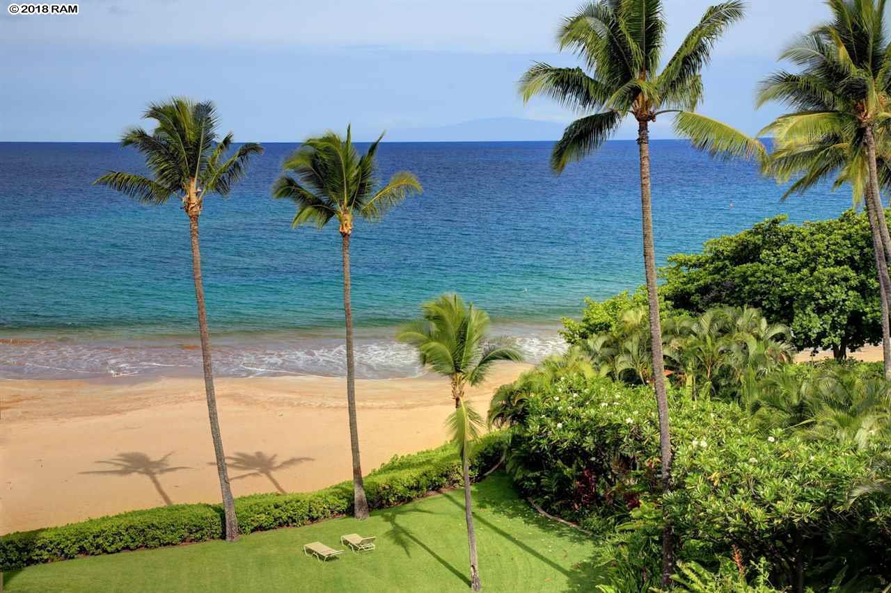 Polo Beach Club Unit 609 Maui Hawaii