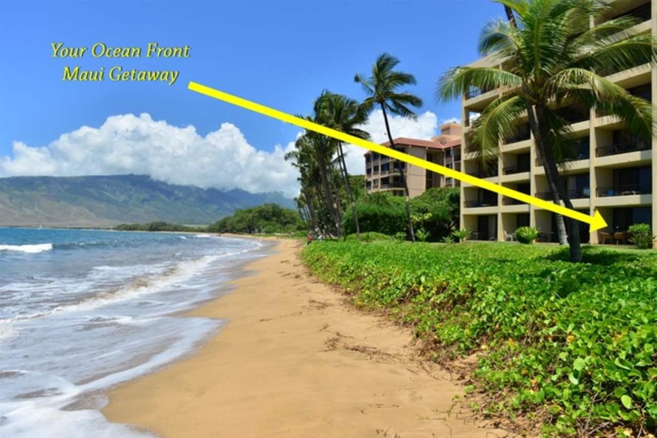 Kihei Condo Pending Sale Sugar Beach Resort Unit 129 Maui