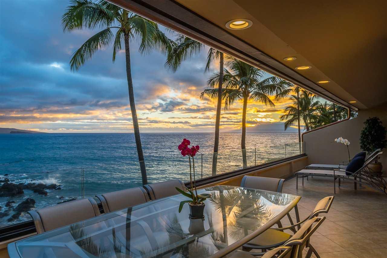 Wailea Makena Condo Pending Sale Makena Surf Unit G301 302 Maui Hawaii