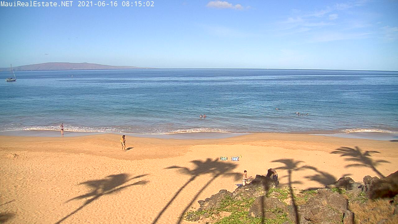 South Maui LIVE WEB CAM