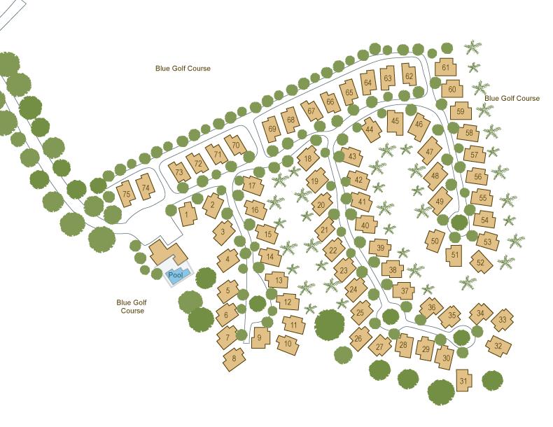 Kai Malu: Site Map