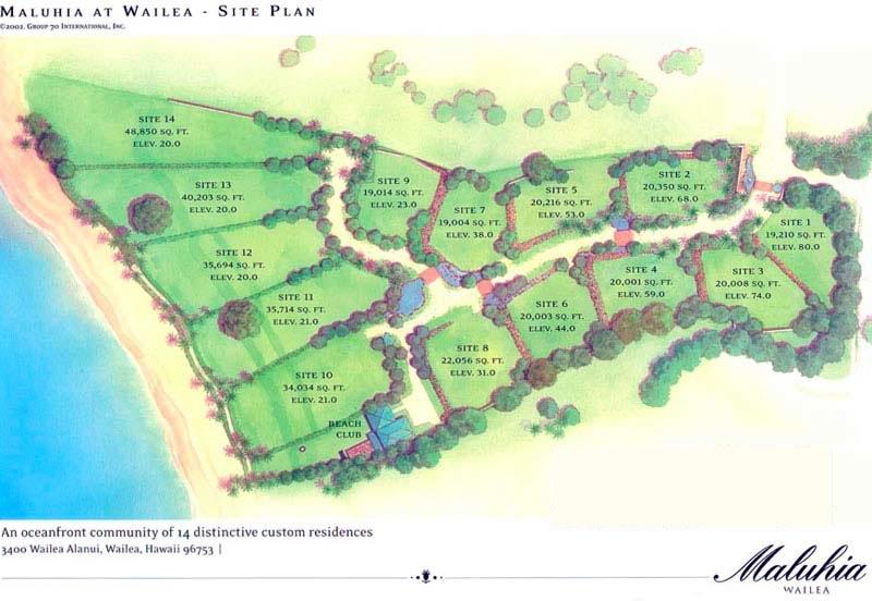 Homes For Sale in Maluhia at Wailea | Real Estate Wailuku Beach